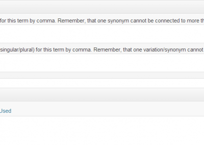 Highlight your Dictionary Terms with the WordPress Tooltips